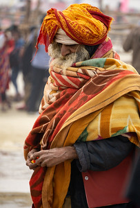 Sadhu, Kumbha Mela 2019