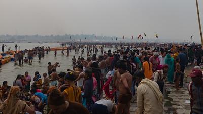 Sangham, Kumbha Mela 2019