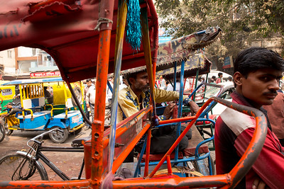 Old Delhi walking tour