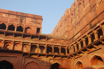 282 - The Agra Fort