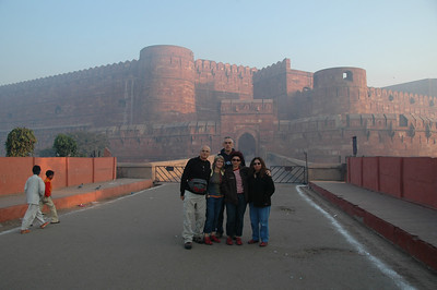 277 1 - The Agra Fort