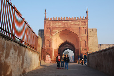 284 - The Agra Fort