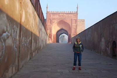 283 - The Agra Fort