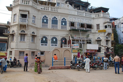 118 - Varanasi, Palace on Ganga hotel