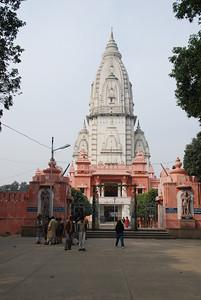 105 - A temple in Varanasi university