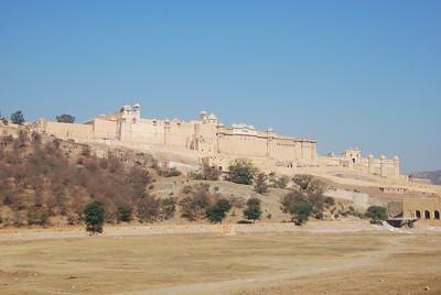388 - Jaipur, Amber Fort