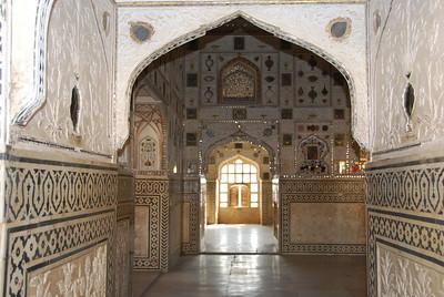395 - Jaipur, Amber Fort