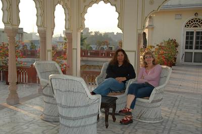 365 2 - Jaipur, Alsisar Haveli hotel