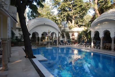 357 - Jaipur, Alsisar Haveli hotel