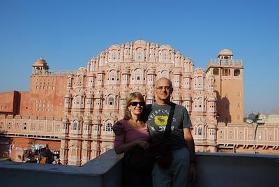375 - Jaipur, Hawa Mahal, the Wind Palace