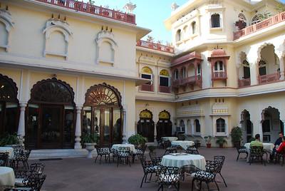 359 - Jaipur, Alsisar Haveli hotel