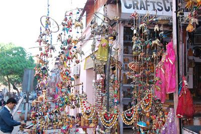 378 - A shop in Jaipur