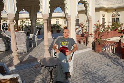 360 - Jaipur, Alsisar Haveli hotel