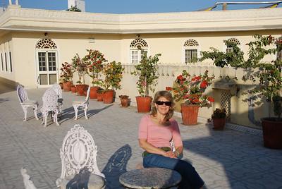 361 - Jaipur, Alsisar Haveli hotel