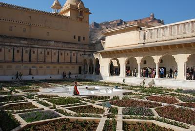 394 - Jaipur, Amber Fort