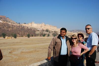 389 - Jaipur, with Arvind