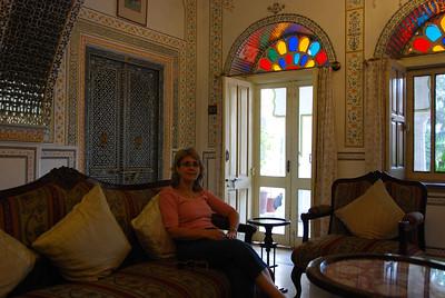 364 - Jaipur, Alsisar Haveli hotel