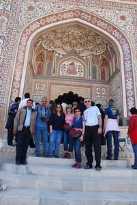 393 - Jaipur, Amber Fort