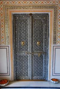 366 - Jaipur, Alsisar Haveli hotel