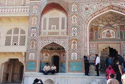 392 - Jaipur, Amber Fort