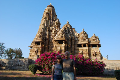 185 - Khajuraho, Eastern temples