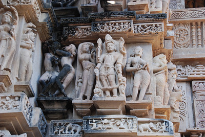 162 - Khajuraho, Eastern temples