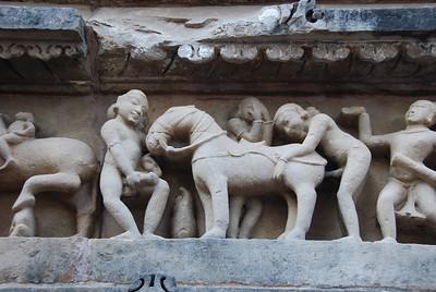 176 - Khajuraho, Eastern temples