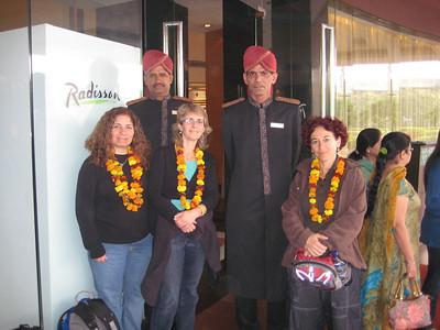 005 1 - Delhi,  Radisson Hotel