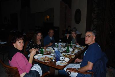 010 - Delhi, Dinner at the Dadisson