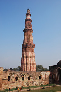 586 - Jama Masjid Minaret