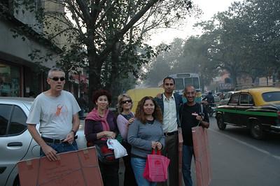 596 3 - In Delhi streets