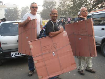 596 4 - In Delhi streets