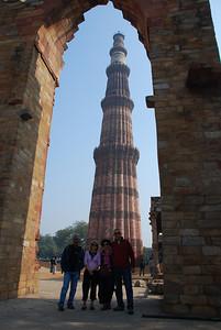 584 - Jama Masjid Minaret