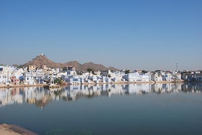 492 - Pushkar lake