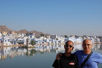 490 - Pushkar lake