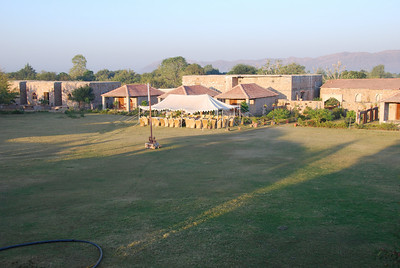 479 - Our hotel in Pushkar