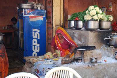 493 - Pushkar market