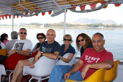 541 - Boat ride
