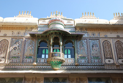 527 - Udaipur, City palace