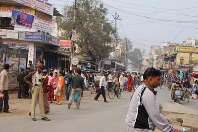018 - Varanasi, street sights