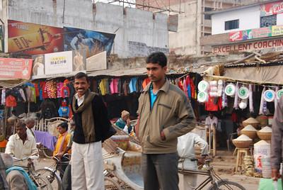 017 - Varanasi, street sights