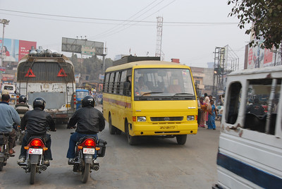 014 - Varanasi, street sights