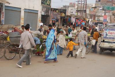 016 - Varanasi, street sights