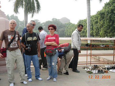 021 1 - With Jay at Sarnath