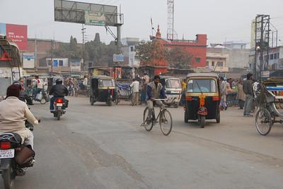 015 - Varanasi, street sights
