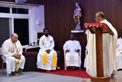 Fr. Kus talks about early days in India with Fr. Angel