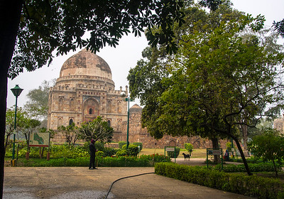 Mohammed Shah's Tomb