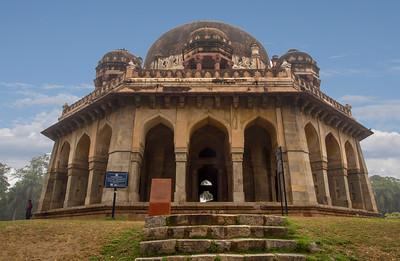 Muhammad Ahad Sayyid's Tomb