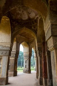 Muhammad Ahad Sayyid's Tomb 1