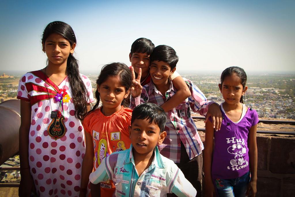 blue city india
